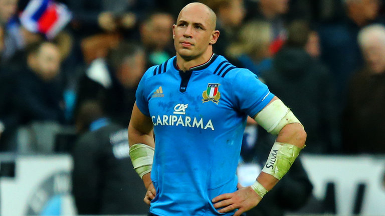 Parisse major doubt for Italy