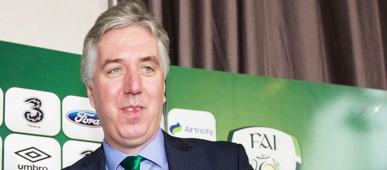 Delaney aims for UEFA Executive