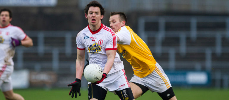 Donnelly misses out for Tyrone