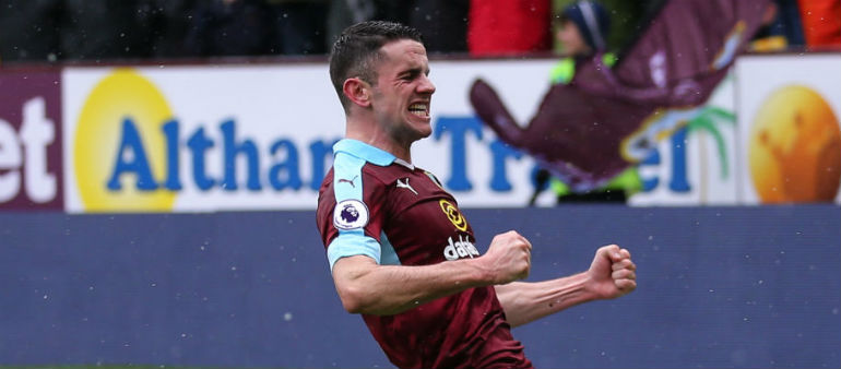 Brady 'Burnley goal one of my best'