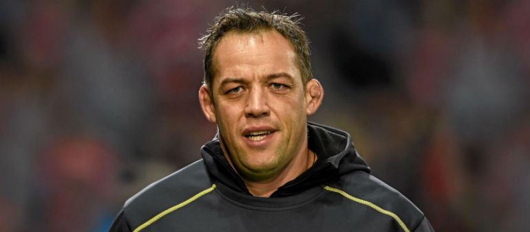 Gibbes confirmed as new Ulster head coach