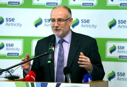 Fran Gavin defends new League structure