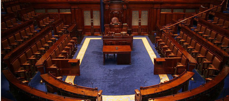 The Dail's To Decide Terms For Tribunal