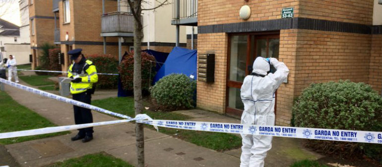 Man Questioned Over Tallaght Stabbing