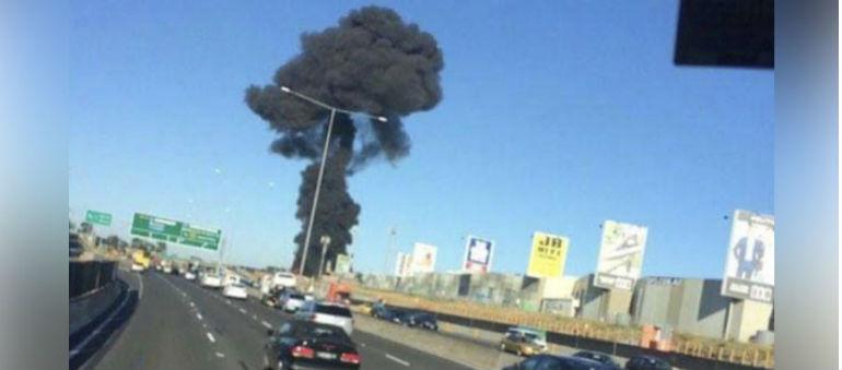 Five Killed In Melbourne Plane Crash