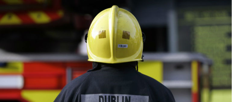 Eleven Rescued After City Fire