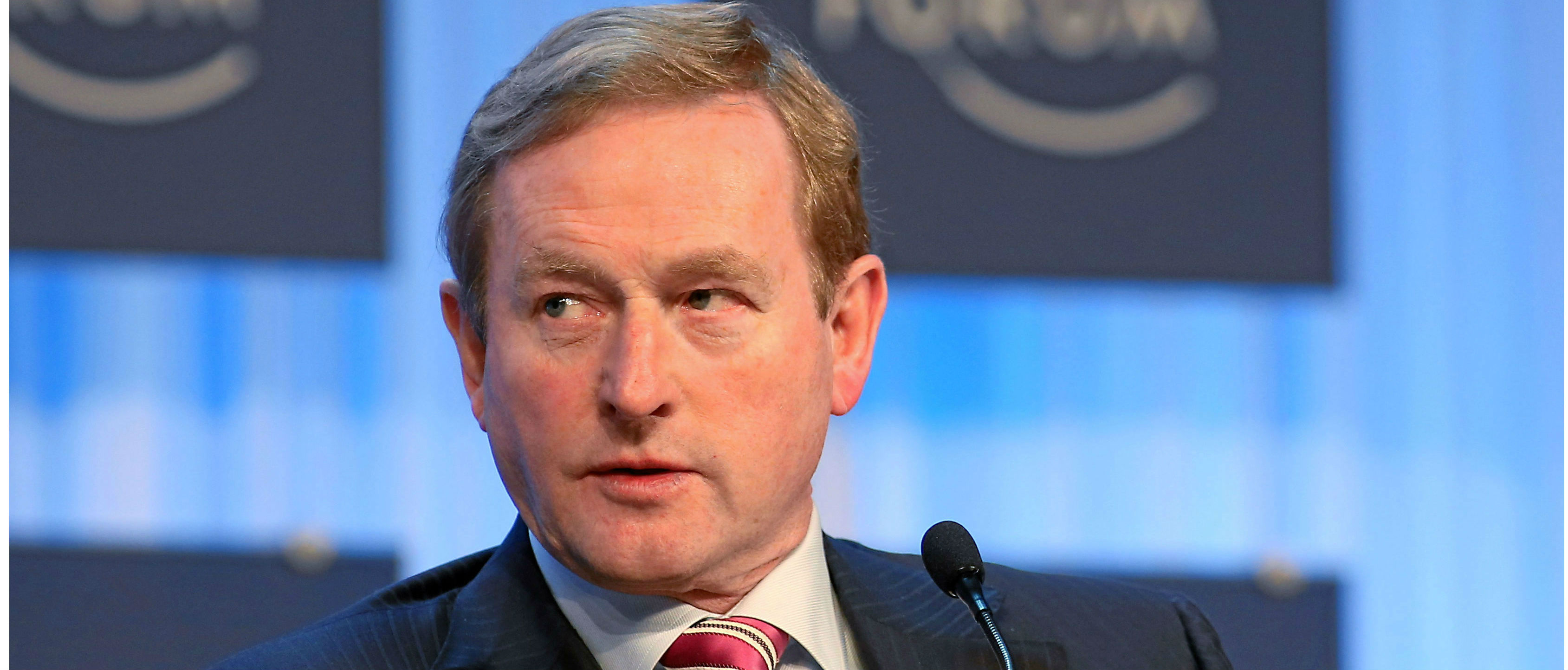 Enda Kenny Stays Tight-Lipped On Leadership