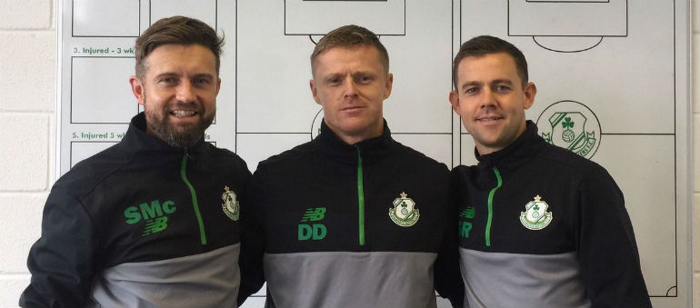 Duff to take charge of Rovers U-15's