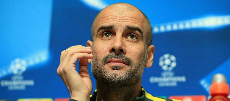 Guardiola: 'We need to score in Monaco'