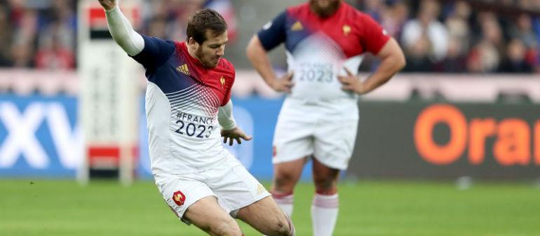 France make three changes