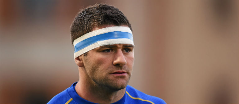 McFadden returns for Leinster