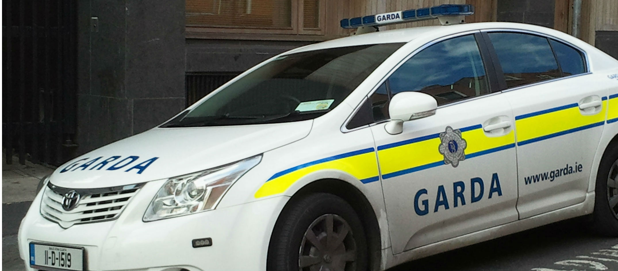 Garda Chase In West Dublin