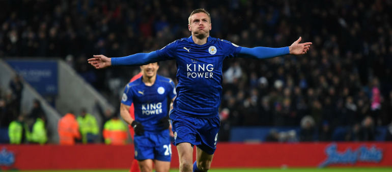 Vardy: 'We've come under a lot of unfair stick'