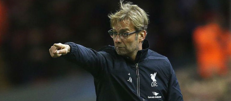 Klopp: 'We are all playing for our future'