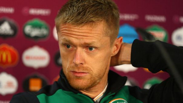 Damien Duff nearly joined Liverpool