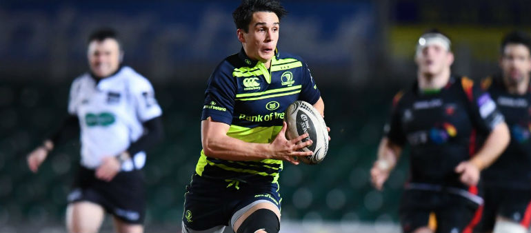 Carbery and Payne called into Ireland squad