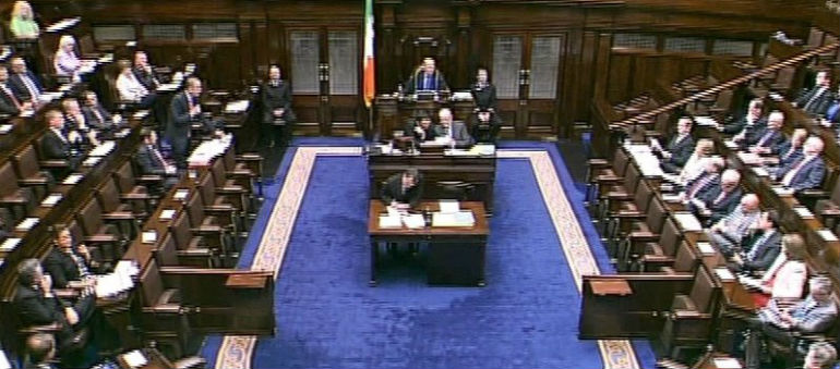 TD Seeks Abortion Law Change