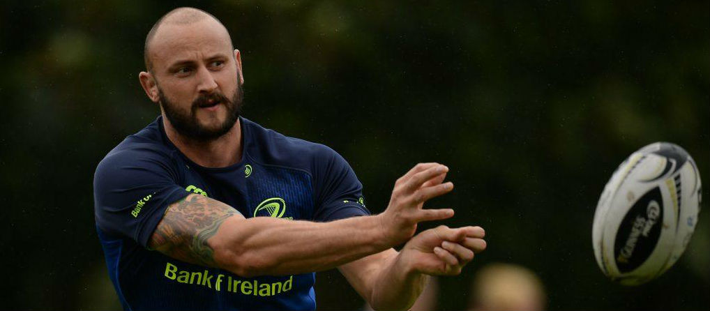 Four changes for Leinster