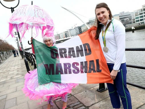 Dublin Paddy's Day Grand Marshal Unveiled