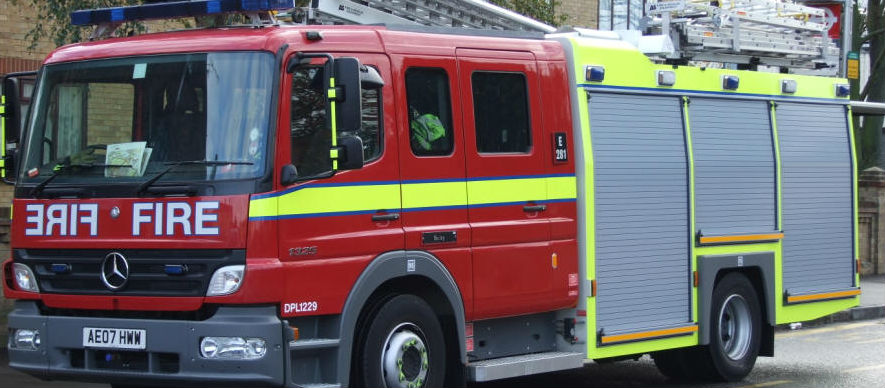 City Firefighters To Strike
