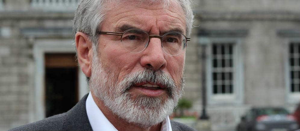 Sinn Fein Second Most Popular Party - Poll