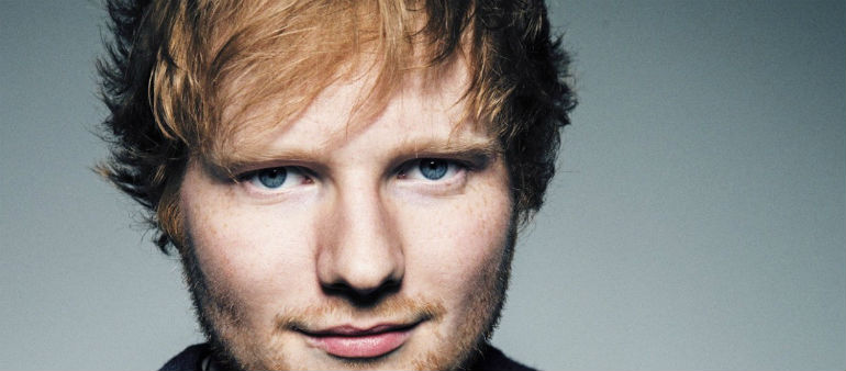 Ed To Headline Glasto
