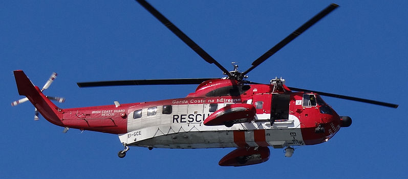 Search For Missing Helicopter Crew To Resume Off Mayo Coast
