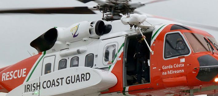 Search Teams Hope To Find Missing Chopper Crew