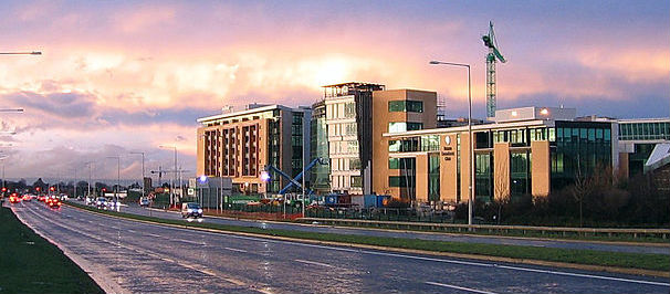An Expansion Plan's On The Way For Sandyford