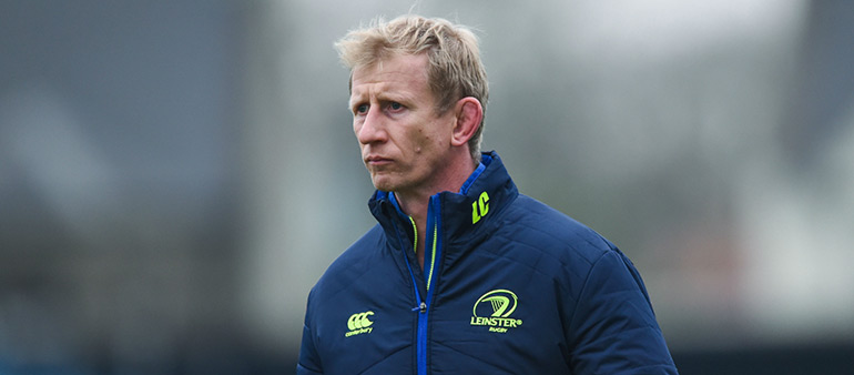 Trio return for Leinster