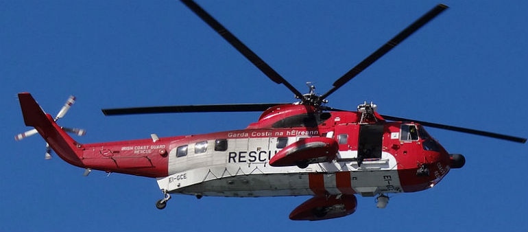 Search Teams Recover Rescue 116 Black Box