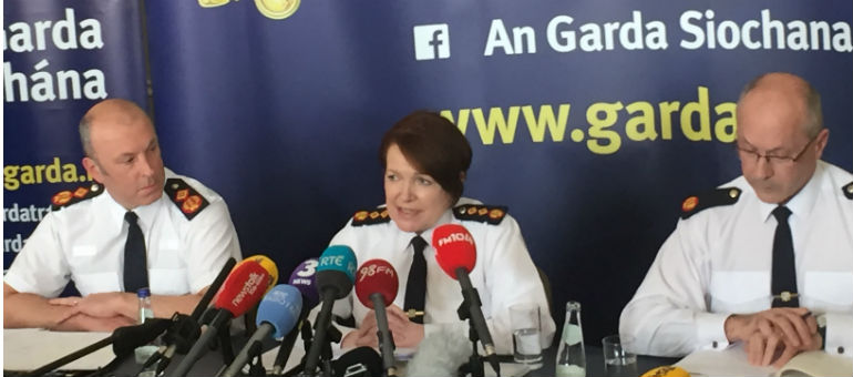 Garda Errors Facing Review