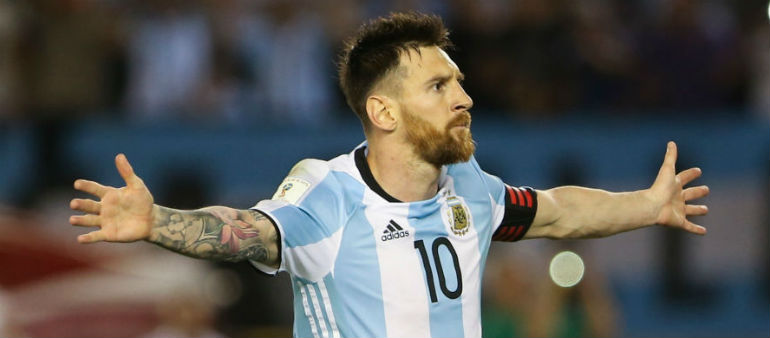 Messi banned from World Cup qualifiers
