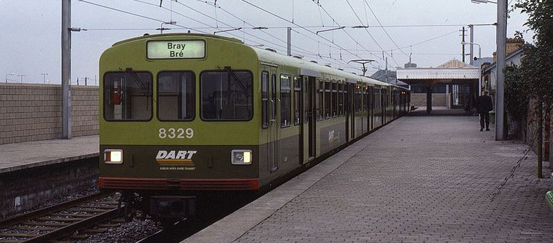 A New Dart Station's Planned For Dublin