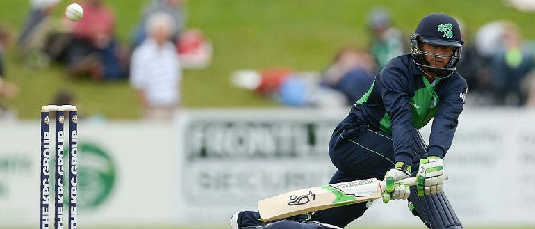 Irish Cricketers well beaten in IC Cup