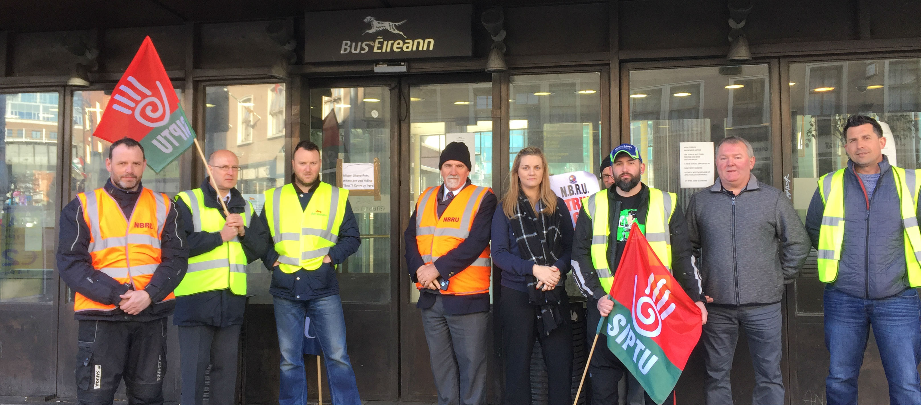 Pickets Lifted After Transport Chaos