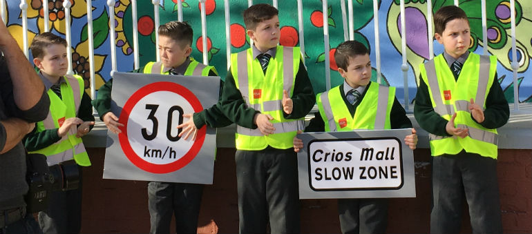 Speed Limits To Take Effect