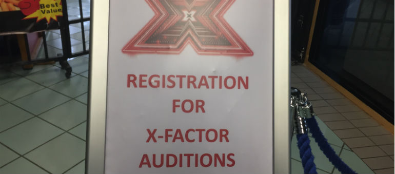 Dublin Has The X Factor