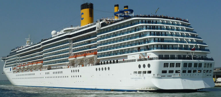 Campaigners Welcome Cruise Liner Move