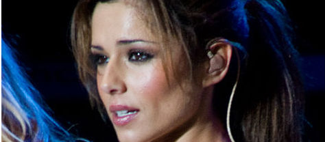 Cheryl Delighted With New Baby