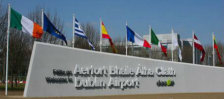 Passenger Numbers Up At Dublin Airport