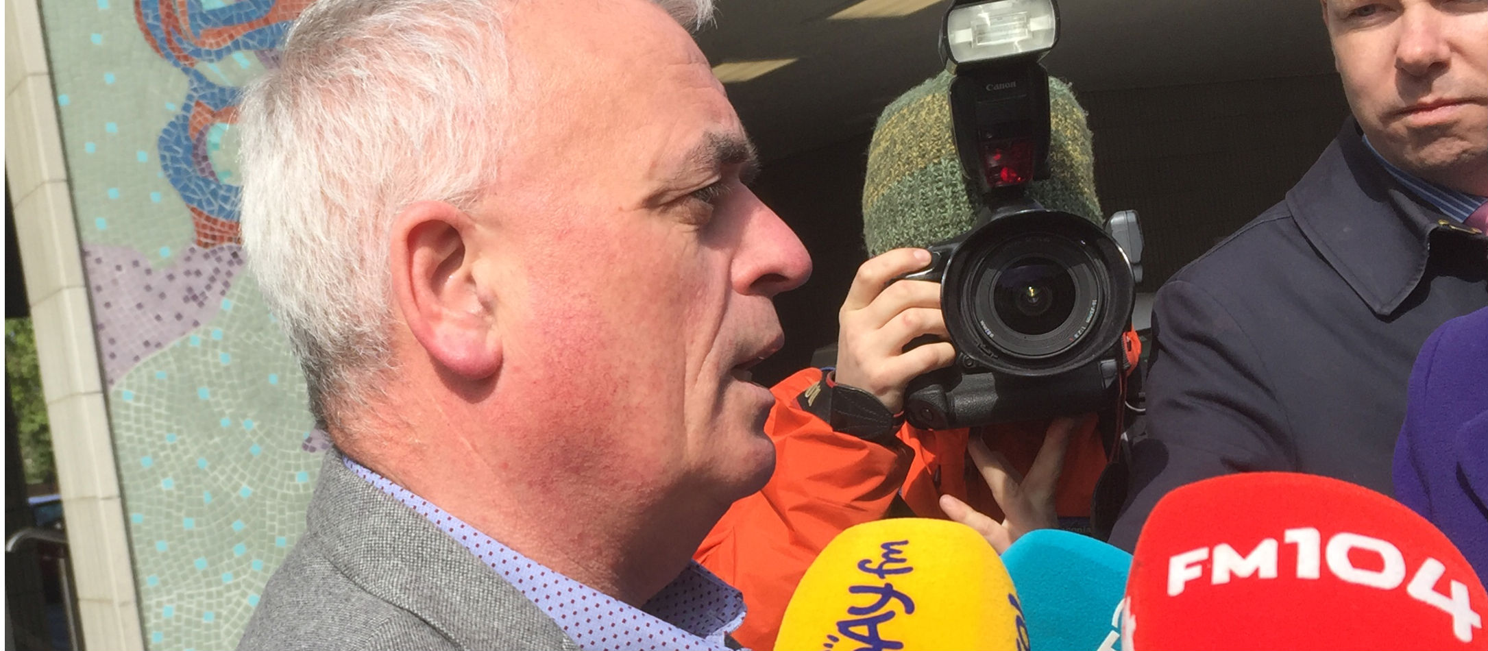 Bus Eireann Talks Underway At Labour Court