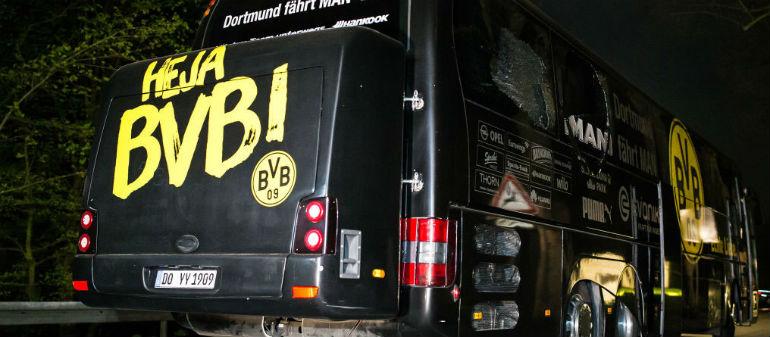 Dortmund police investigate attack