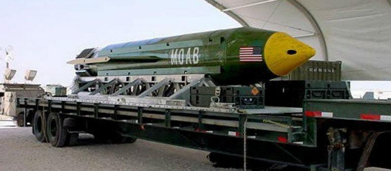 TD Condemns Trump Over Bomb