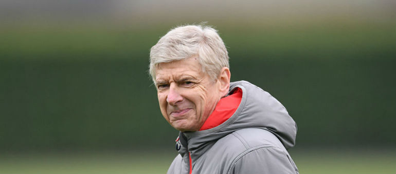 Wenger banking on maths for top four hopes