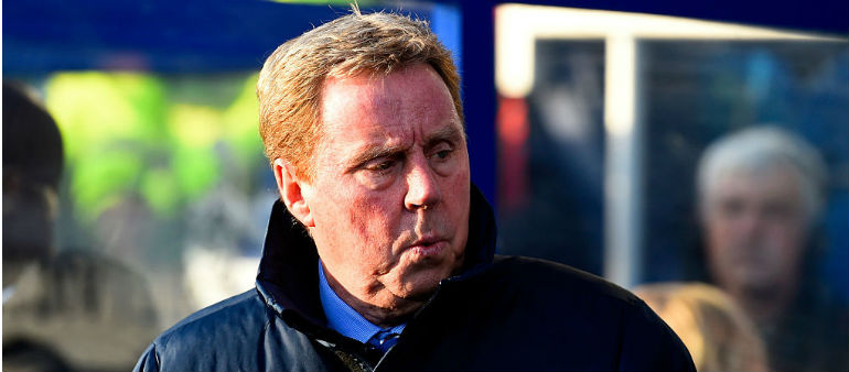 Harry Redknapp back in management