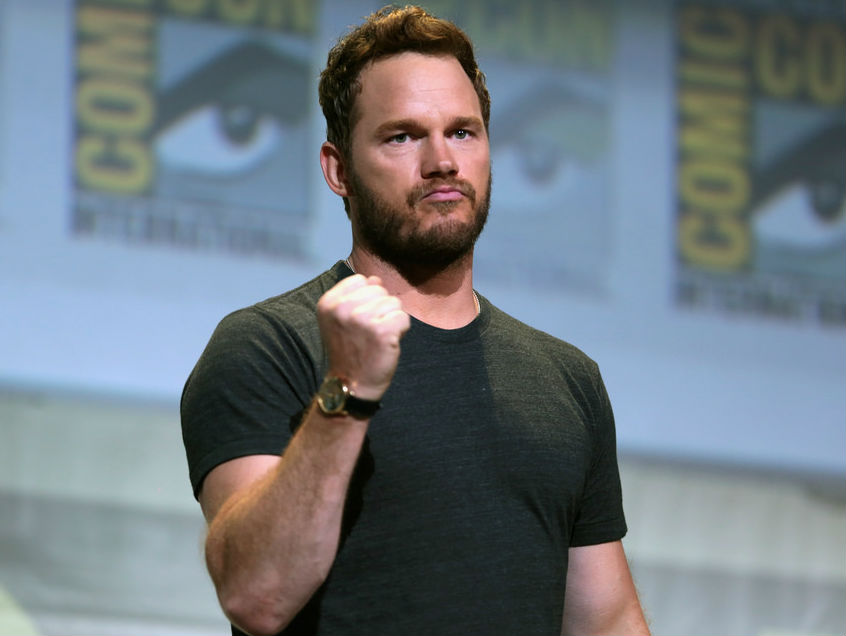 Chris Pratt To Get Walk Of Fame Spot