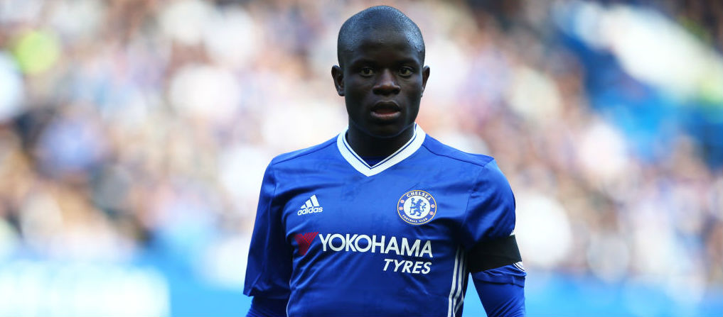 Chelsea's Kante player of the year