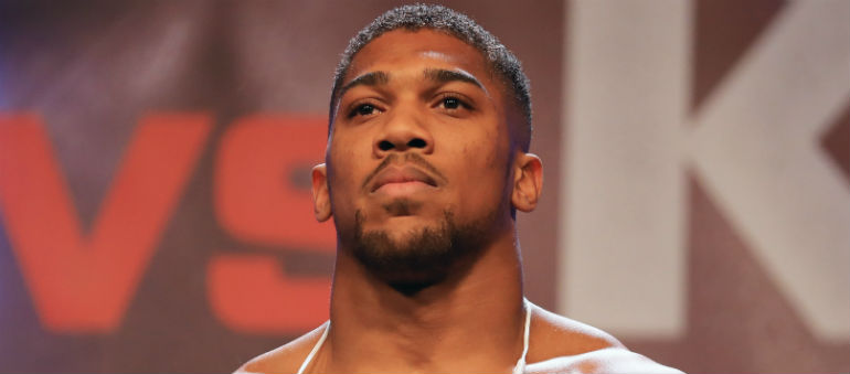 Andy Lee Believes in 'Complete Package' Joshua