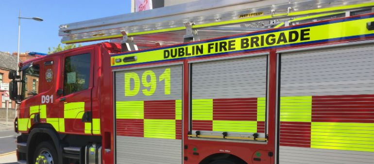 Fire Chiefs Hold Croke Park Think-In